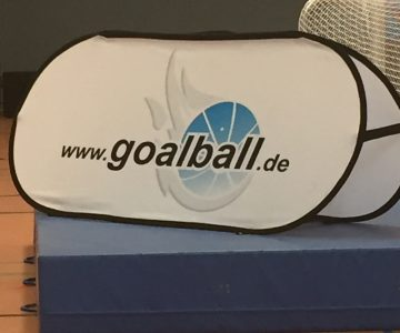 Goalballturnier am 01.07.2017