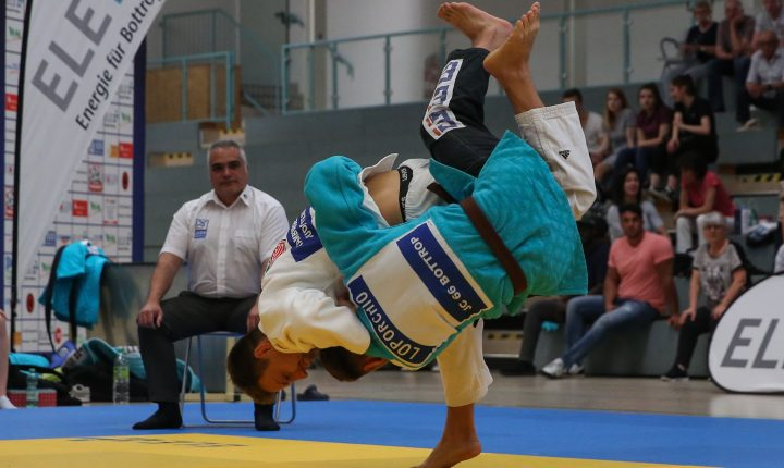 Panne mit Happy End beim Judo