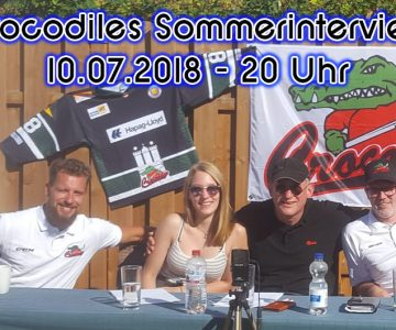Crocodiles Hamburg Sommerinterview
